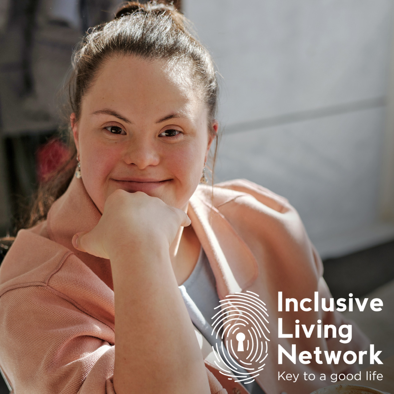 Branding and Logo Design for Inclusive Living Network Galway