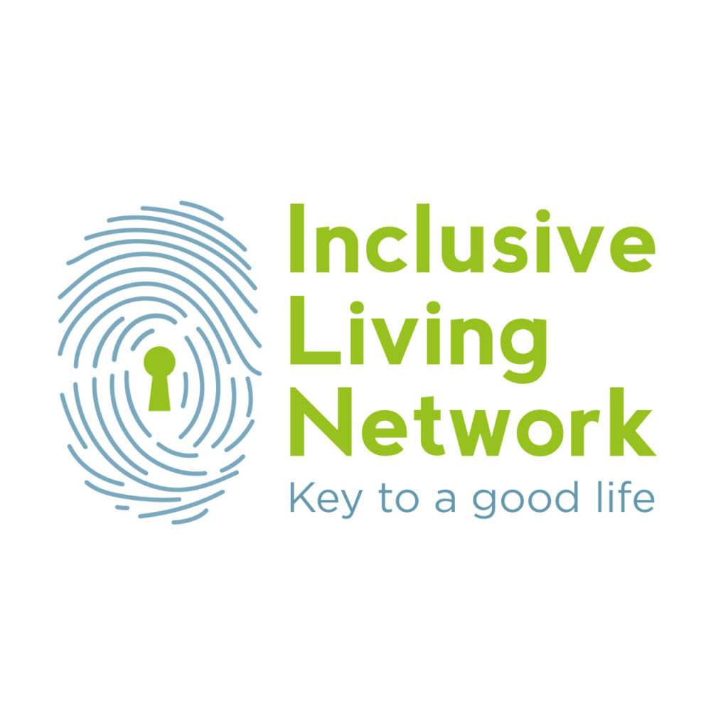 Logo Design for Inclusive Living Network Galway