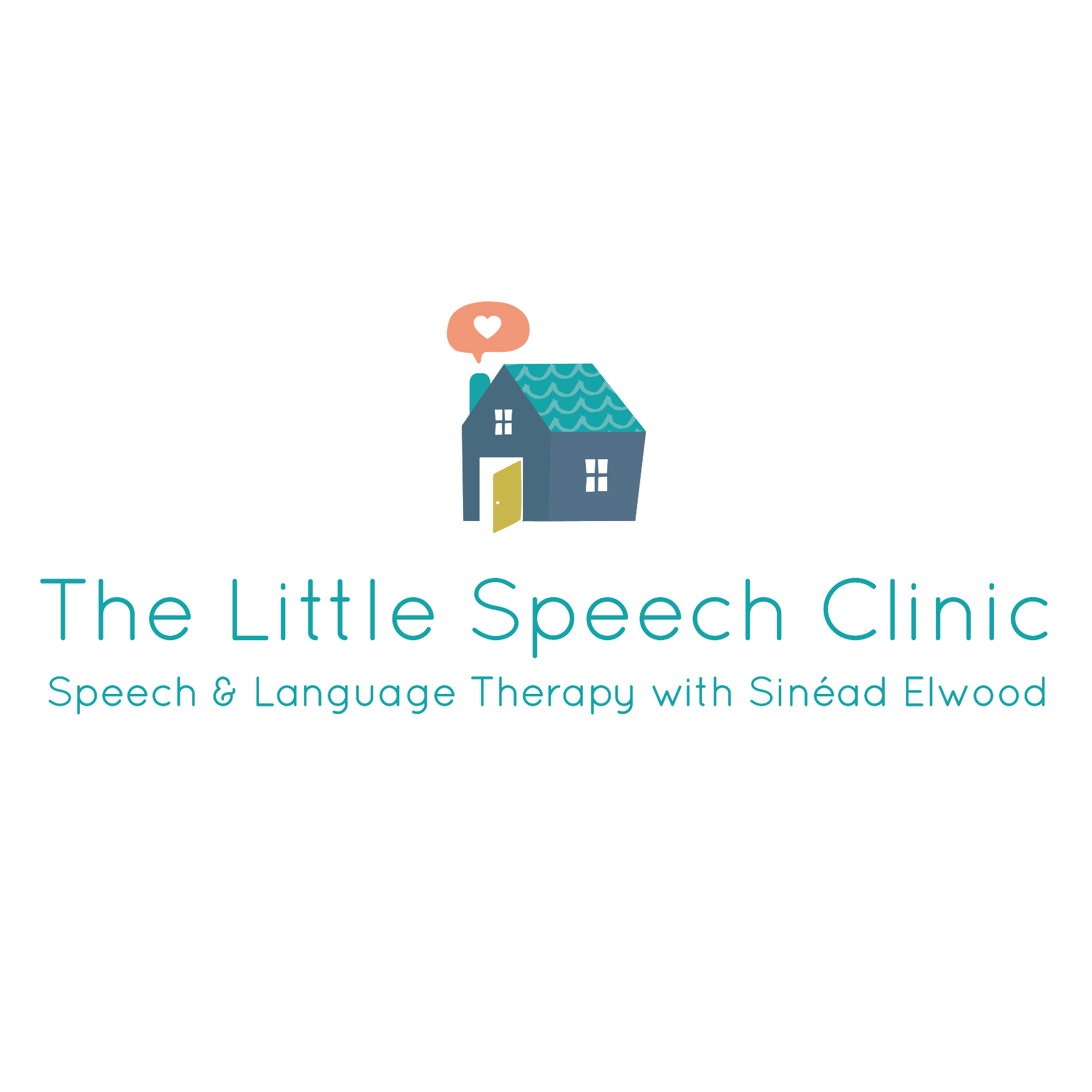 Logo Design for Little Speech Clinic